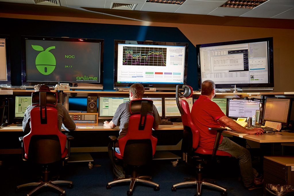 Onlime Network Operations Centre